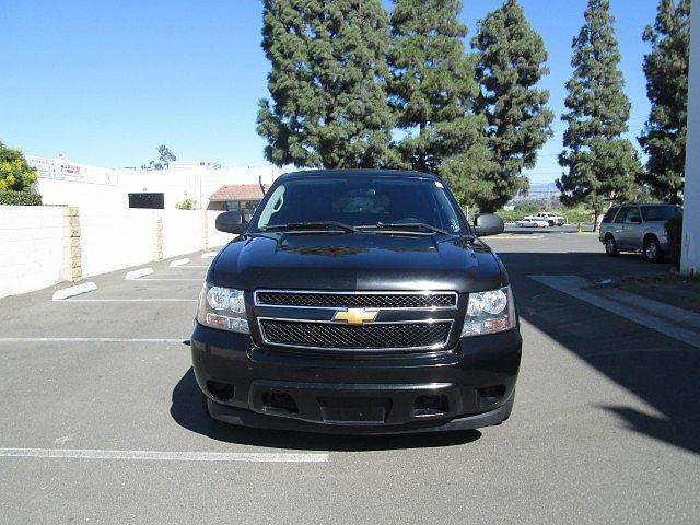 2012 Chevrolet Tahoe Police