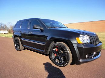 2010 Jeep Grand Cherokee SRT8 For Sale In Hatfield, PA Image 1 ...