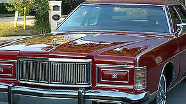 1978 Mercury Marquis Grand Marquis
