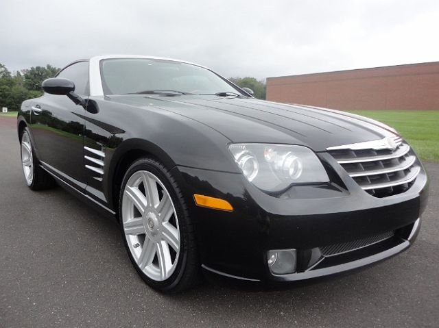 2004 Chrysler Crossfire Limited Edition