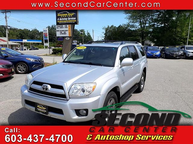 2008 Toyota 4Runner Limited Edition