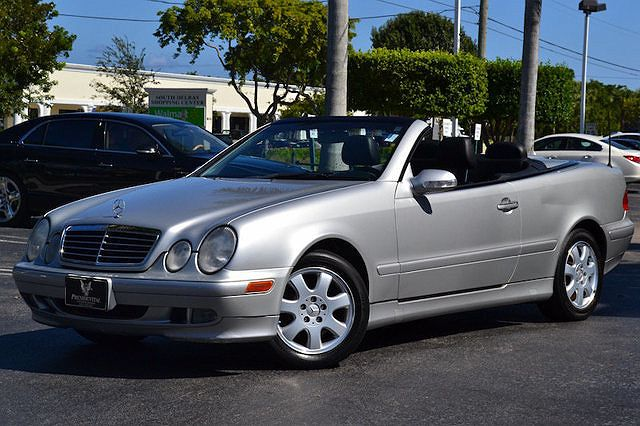 2000 Mercedes-Benz CLK 320