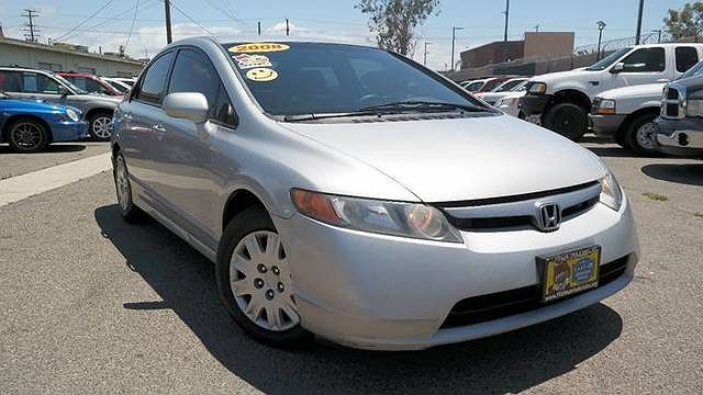 2008 Honda Civic GX