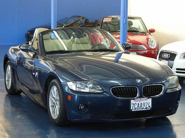 2005 BMW Z4 2.5i