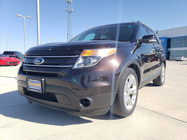 2014 Ford Explorer Limited Edition
