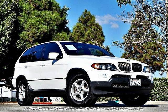 2005 BMW X5 4.4i