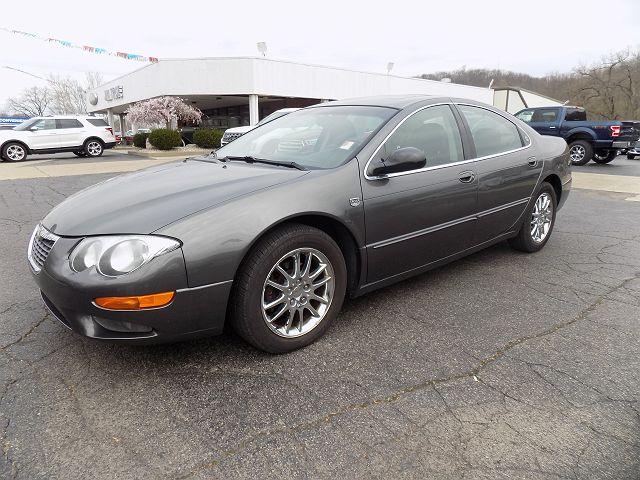 2002 Chrysler 300M Base