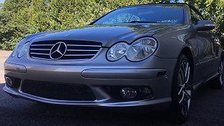 2005 MERCEDES-BENZ CLK 500