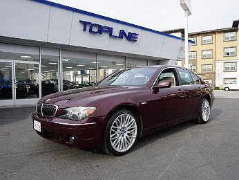 2007 BMW 7 Series 750i for sale in San Mateo, CA