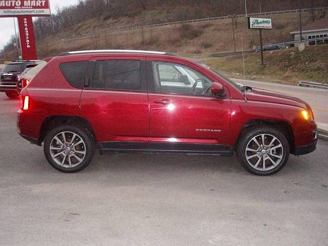 2014 Jeep Compass Limited Edition