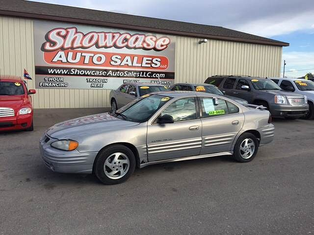 2000 Pontiac Grand Am SE SE1