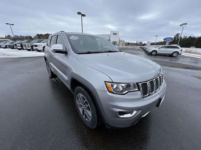 2018 Jeep Grand Cherokee Limited Edition