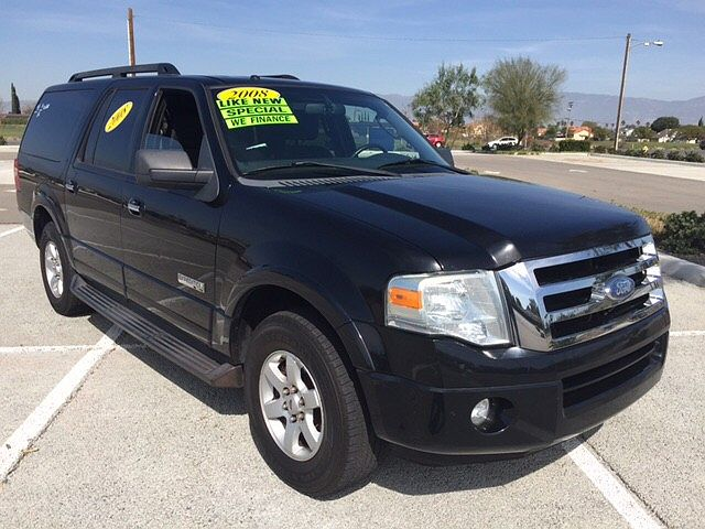 2008 Ford Expedition EL XLT SSV