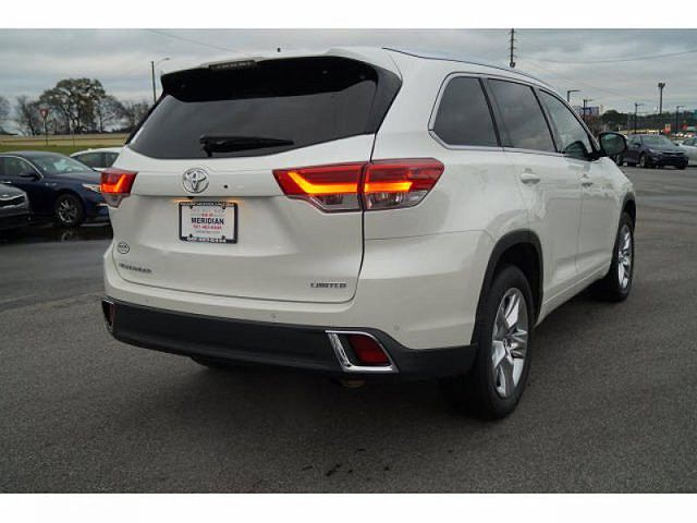 Toyota Meridian Ms >> 2017 Toyota Highlander Limited For Sale In Meridian Ms