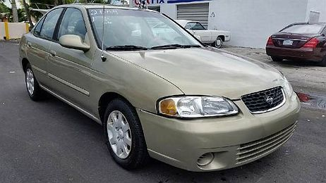 2001 Nissan Sentra GXE For Sale In Hollywood, FL Image 5 ...