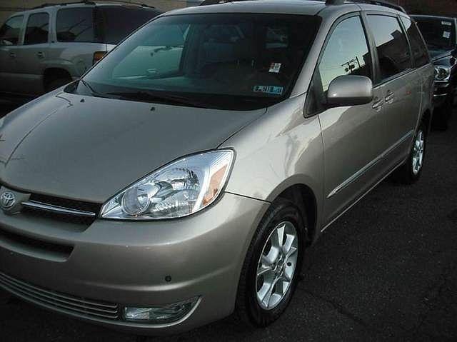 2005 Toyota Sienna XLE Limited