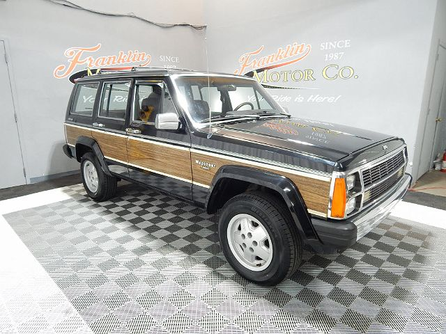 1989 Jeep Wagoneer Limited