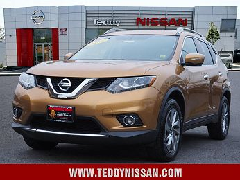 2014 Nissan Rogue SL for sale in Bronx, NY