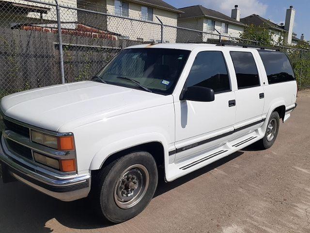 1999 Chevrolet Suburban 2500 LT