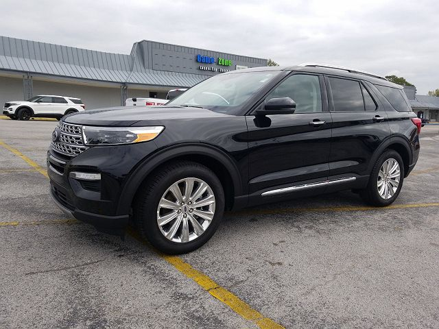2020 Ford Explorer Limited Edition
