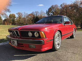 1989 BMW 6 SERIES 635CSI