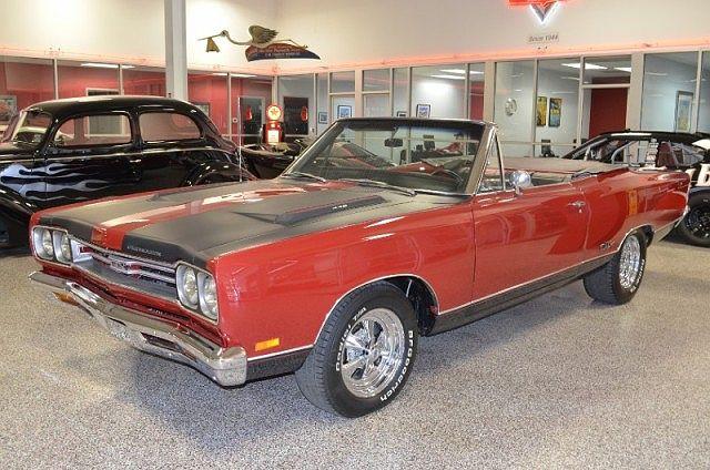1969 Plymouth Belvedere GTX