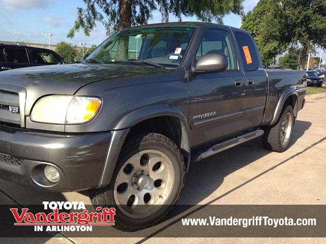2003 Toyota Tundra Limited Edition