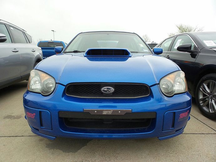 Sti For Sale >> 2005 Subaru Impreza Wrx Sti For Sale In Arlington Tx