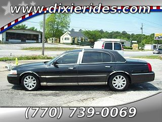 Lincoln Town Car Signature L For Sale In