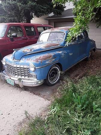 1947 Dodge DeLuxe
