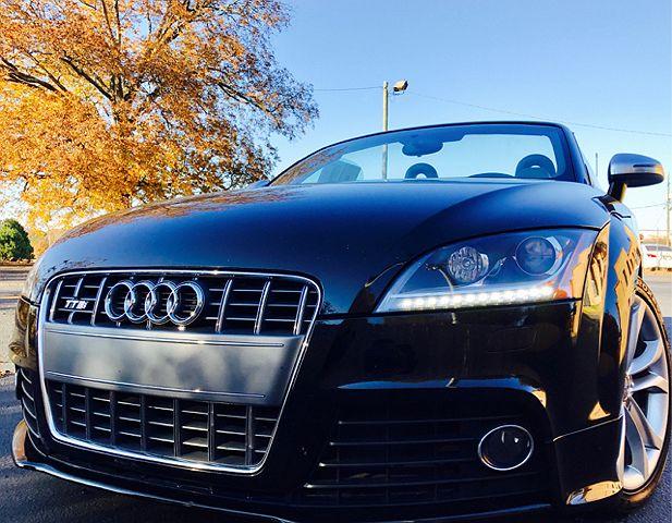 2010 Audi TTS Premium