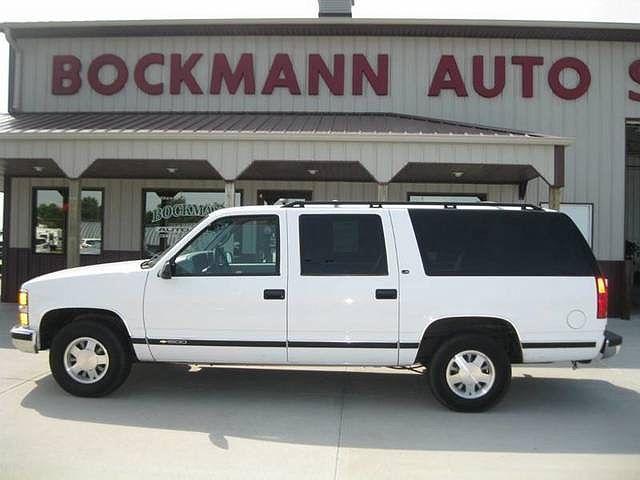 1999 Chevrolet Suburban 1500 LS