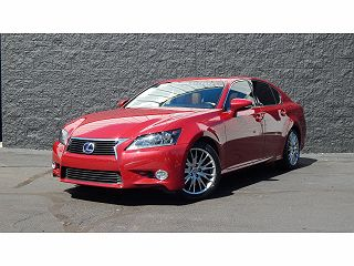 2014 LEXUS GS 450H BASE