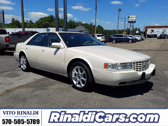 1997 Cadillac Seville STS Touring