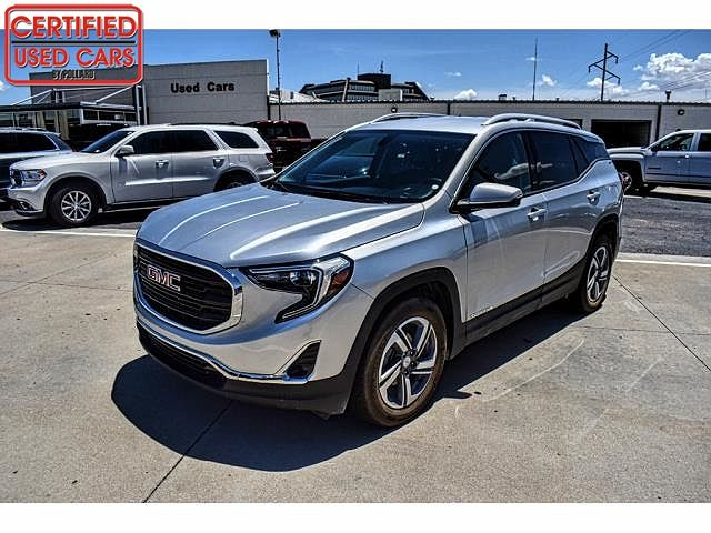 Car Dealerships In Lubbock Tx >> 2019 Gmc Terrain Slt For Sale In Lubbock Tx
