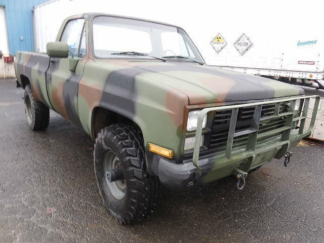 1987 Chevrolet D30 for sale in Pound Ridge, NY