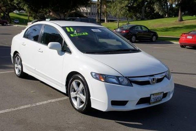 2011 Honda Civic LXS