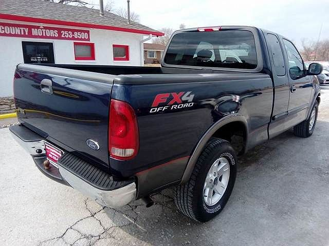 2003 Ford F-150 XLT for sale in Springfield, NE
