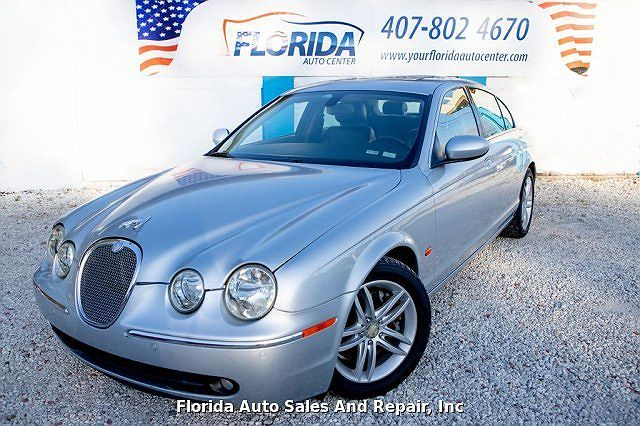 2006 Jaguar S-Type VDP