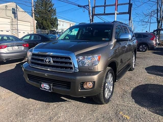 2015 Toyota Sequoia Limited Edition