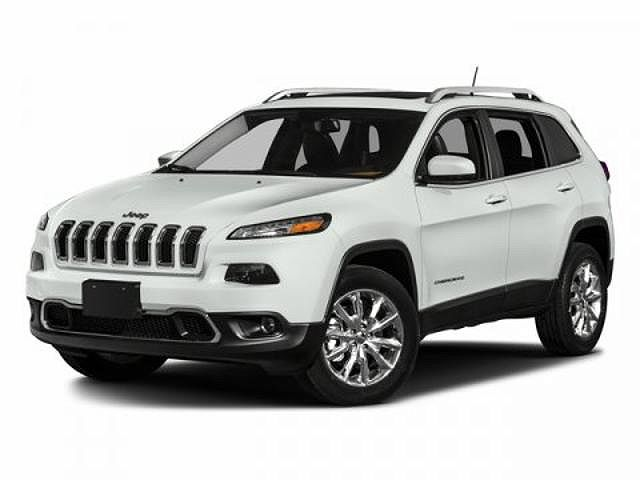 2017 Jeep Cherokee Limited Edition