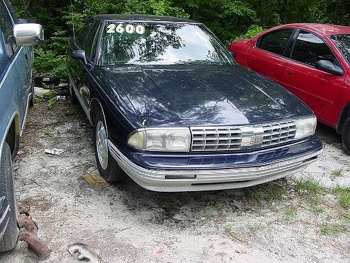 1991 Oldsmobile Ninety Eight Regency Elite