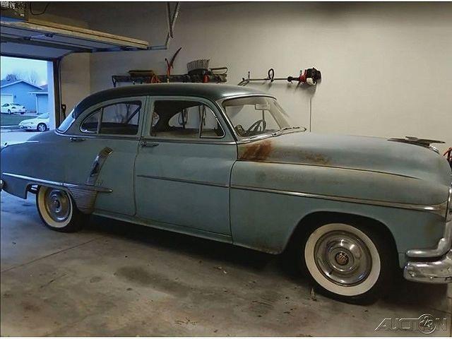 1951 Oldsmobile Eighty Eight
