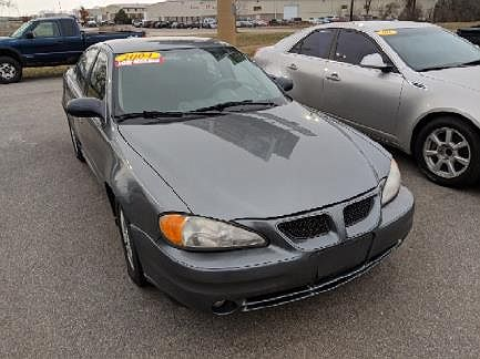 2004 Pontiac Grand Am SE