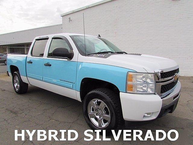2009 Chevrolet Silverado Hybrid HY1