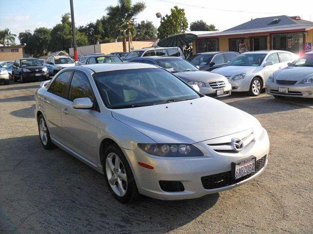 2008 Mazda Mazda6 i Sport Value