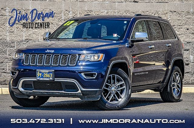 2017 Jeep Grand Cherokee Limited Edition