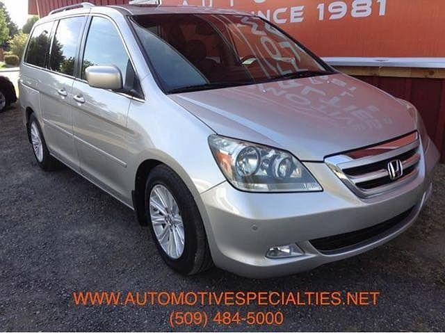 2005 Honda Odyssey For Sale >> 2005 Honda Odyssey Touring For Sale In Spokane Wa