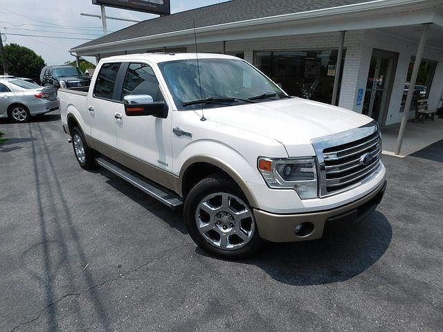 2014 Ford F-150 King Ranch