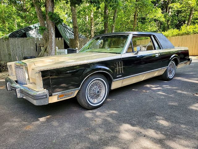 1983 Lincoln Mark Series VI